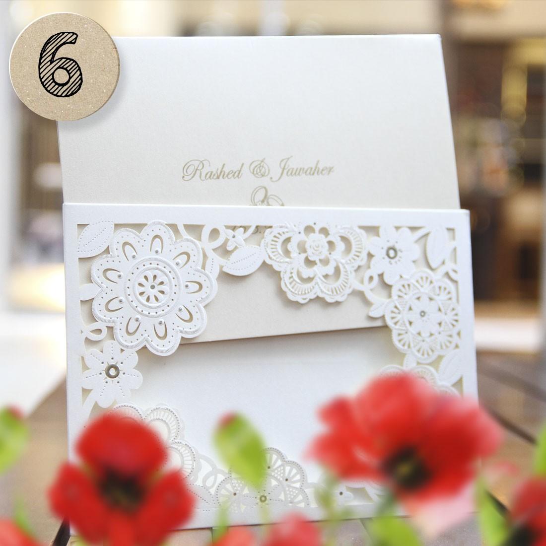 Wedding Card Printing In Dubai Design Yours At Printonline Ae