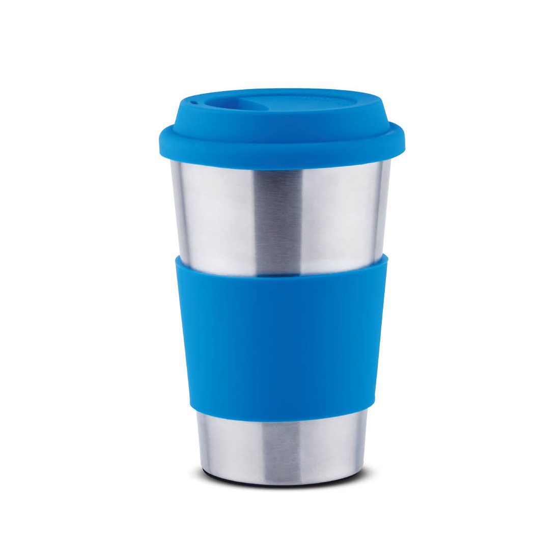 Silicone - Stainless steel mug