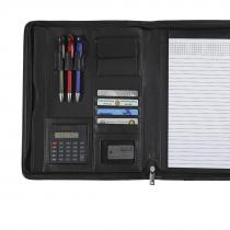Dove - zippered conference folder