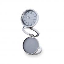 Glitz - foldable metal alarm clock