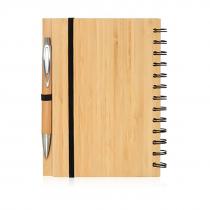 Bamboo Notepad Plus Bamboo Pen