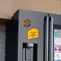 Custom magnet printing