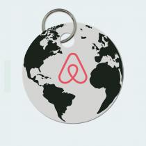 Smart Key Chain (Screen print)