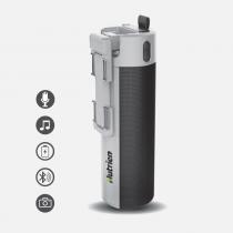 Bluetooth Selfie Stick with a 4000mAh Power Bank (Screen print)