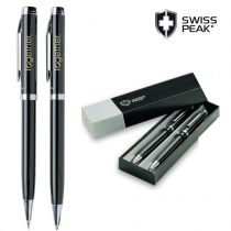 Swiss Peak Ballpen Set (Screen print)