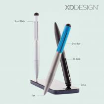 Ergonomic stylus pen (Screen print)