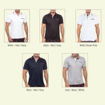 Tropikana Polo Shirt (Screen print)