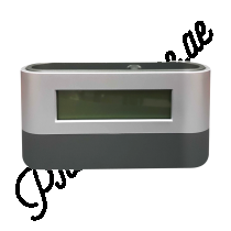 Pen holder digital clock