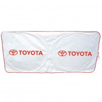 SAIOTU - Personalized Dupont Tyvek Sunshades for Car