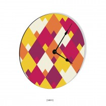 Clocks - Square, Round, Desk, Wall Sublimation Print CMYK 4 Color with Variable Data