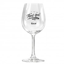 Personalized Champagne / Wine Glasses (Personalized)