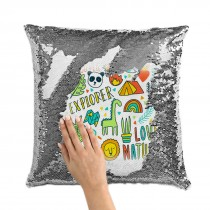 Sequin Magic Reversible Cushions / Pillows with Personalized Designs