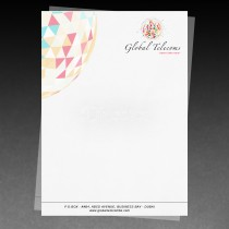Director Letterhead Front