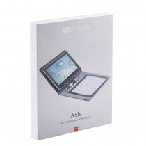 XDDESIGN Axis 9-10 inch Tablet Portfolio