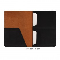 Premium Passport Holder & Card Holder (Screen print)