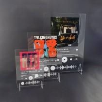 Spotify Acrylic Music plaque (Home-Decor)
