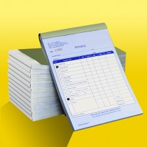 Invoice Books A5 (Manual NCR)