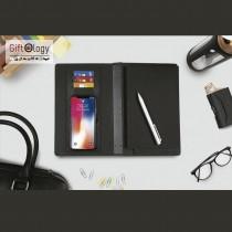 Giftology KESSEL A5 Powerbank Tech Notebook