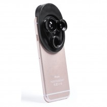 DEPOK 4-in-1 Universal Lens for Smartphones