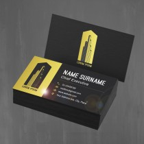 Luxury Black Cards
