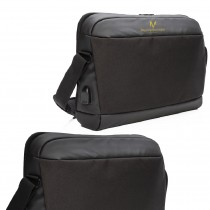 15.6Inch Laptop Bag with USB/ Personalised bag