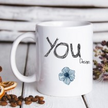 Personalized Mugs (Ceramic mug)