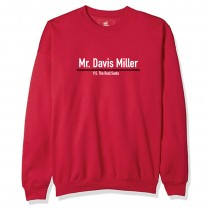 Personalized Sweatshirt or Jumper (Seasonal stock only)