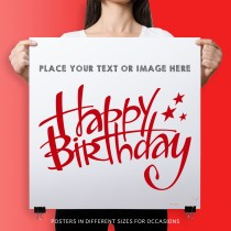 Posters for occasions