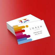 Generic Business Cards Printing (350gsm - Matt Laminated)