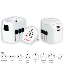 SKROSS PRO Light Usb World Travel Adapter