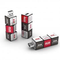 Rubik s Cube USB s upto 32 GB - UV Printing