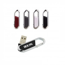 Clip Carbine USB, upto 32 GB Capacity with Metal Box - UV Printing - 2 Sides Branding Optional