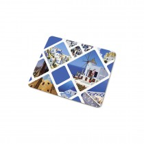 Placemat / Mousepad Hard board 19x23cms Sublimation CMYK - Common Data
