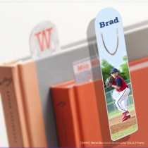 Personalized bookmarks (Metal-Aluminium) - Common Data