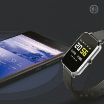 Modern Lifestyle Watch and Activity Tracker with Large Touch Screen