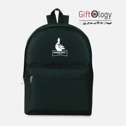 Basic 600D Polyester Backpack (Screen print)