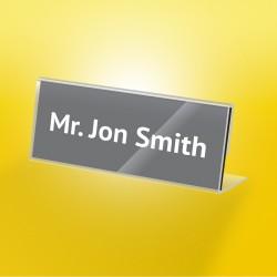 Acrylic Name Plate