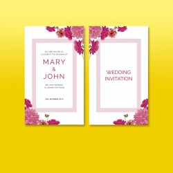 Customized Invitation Cards for Events and Occasions.