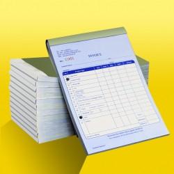 Invoice Books A5 (Manual NCR)