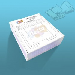 Computer Stationary (Invoice)