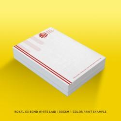 Royal Executive Bond Letterhead 100gsm