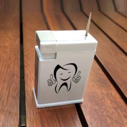 Tooth Pick Dispenser
