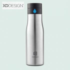 Aqua Water Bottle (Screen print)