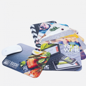 5mm Square Sublimation Mouse Pad (Screen printing)