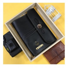 Personalized Leather diary