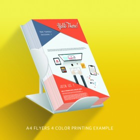 Advertising Flyers - Flyer Printing Services (170 gsm)