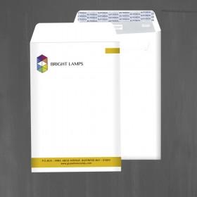 A4 size Envelopes printing (Auto Seal Brand)