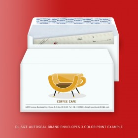Custom Envelopes - DL Envelope Printing Online | DL size