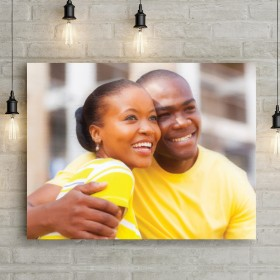 Canvas Printing (With Wooden Frame)