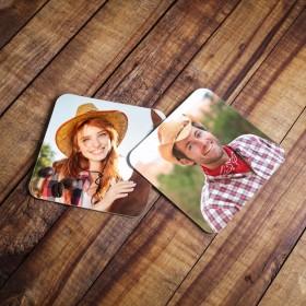 Personalized Coasters (Custom Coffee Coasters)